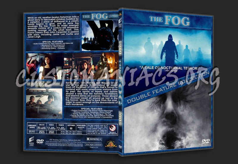 The Fog Double Feature
