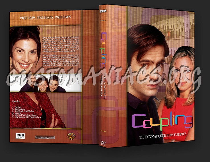 Coupling - TV Collection dvd cover