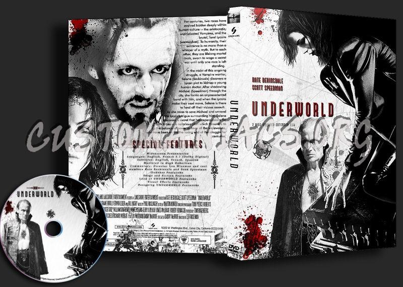 Underworld 2 Disc SE dvd cover
