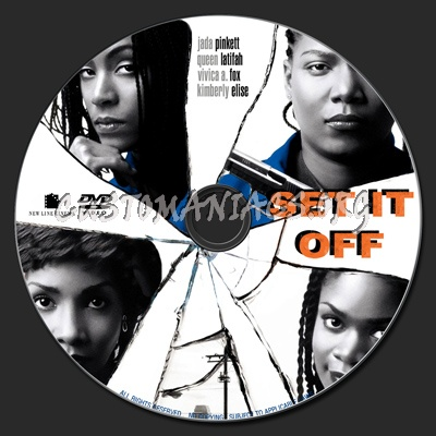 Set it off dvd label dvd covers labels by customaniacs for Set it off wallpaper