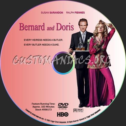 Covers. Box. Sk::: bernard and doris (2006) high quality dvd.