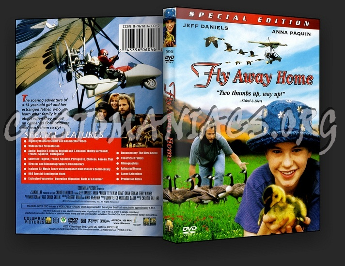 download fly away home movie free