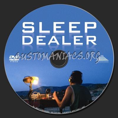 Sleep Dealer dvd label