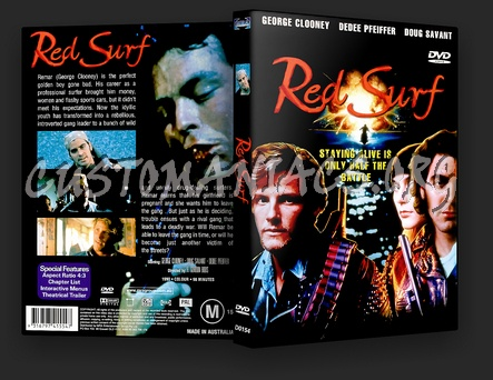 Red Surf dvd cover