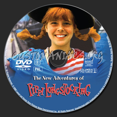 Gets dicked Pippy long stocking dvd
