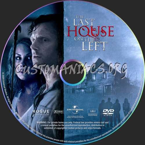 The last house on the left blu-ray | arrow films.