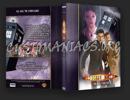 Doctor Who - The Next Doctor dvd cover