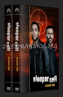 Sleeper Cell dvd cover