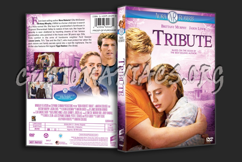 Tribute dvd cover