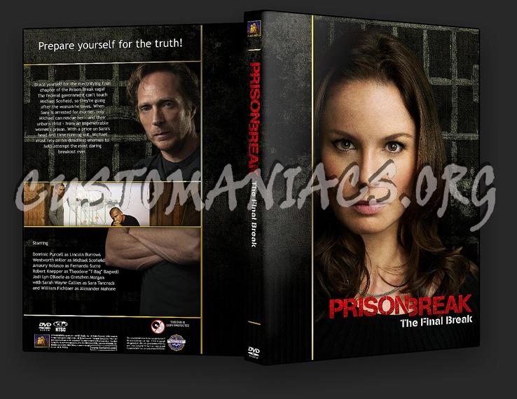 Prison Break: The Final Break - TV Collection