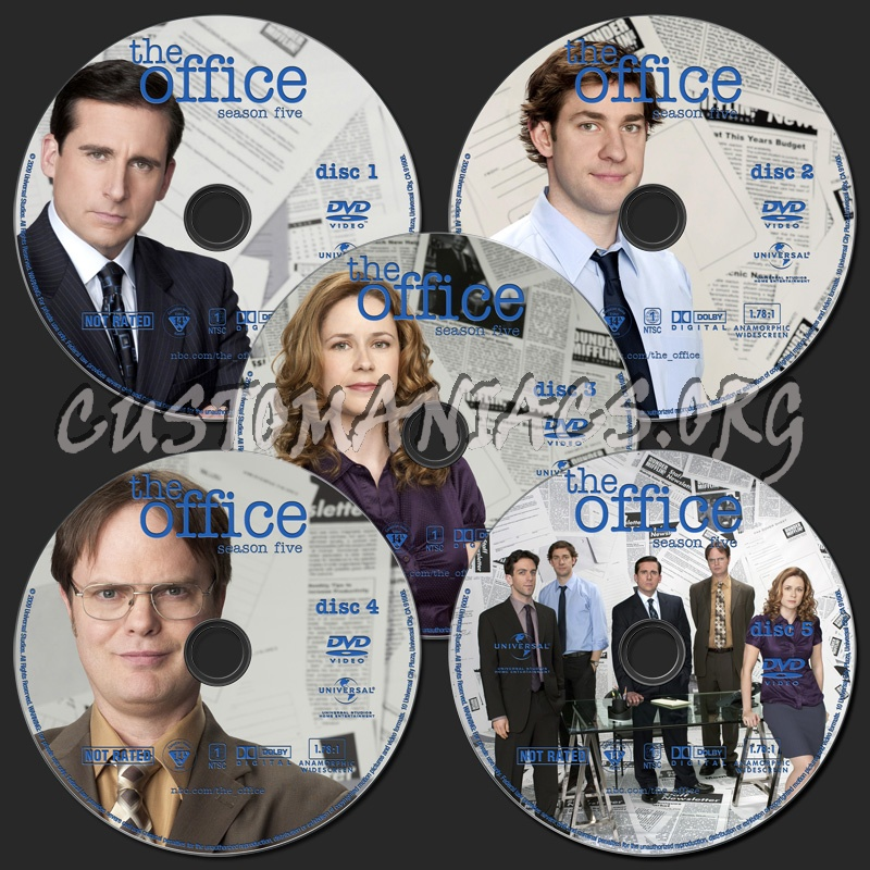 the office season 5 download