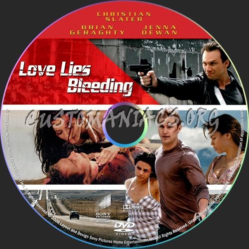 Bleeding Love Cover Love Lies Bleeding Dvd Label