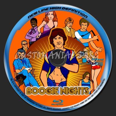 Boogie Nights blu-ray label