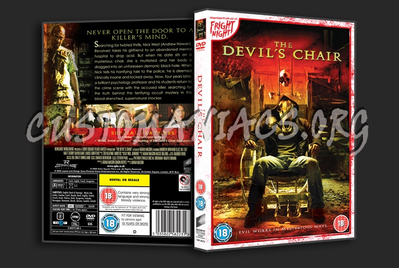 the devils chair full movie