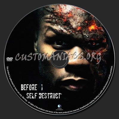 Before I Self Destruct dvd label - DVD Covers & Labels by ...