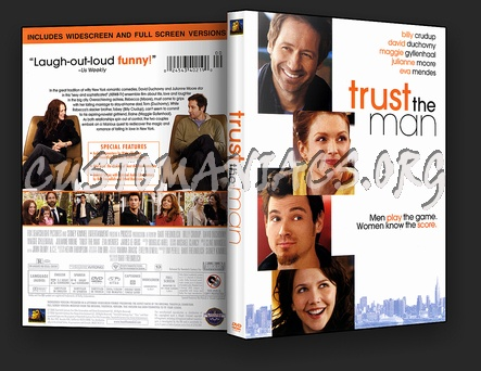 Trust The Man dvd cover