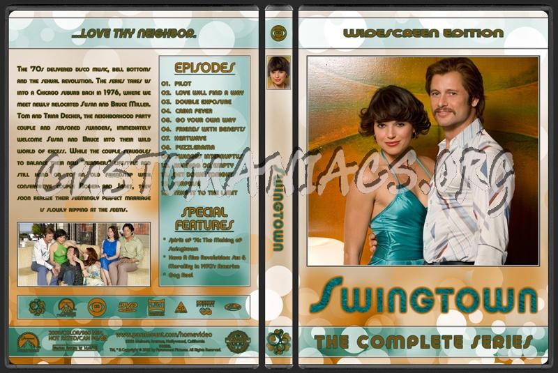 Swingtown dvd cover