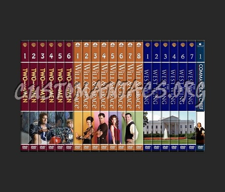 TV Collection dvd cover