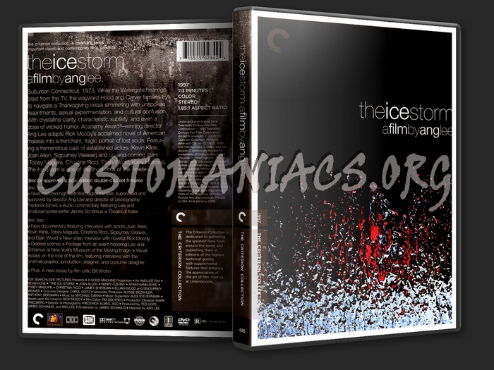 426 - The Ice Storm dvd cover