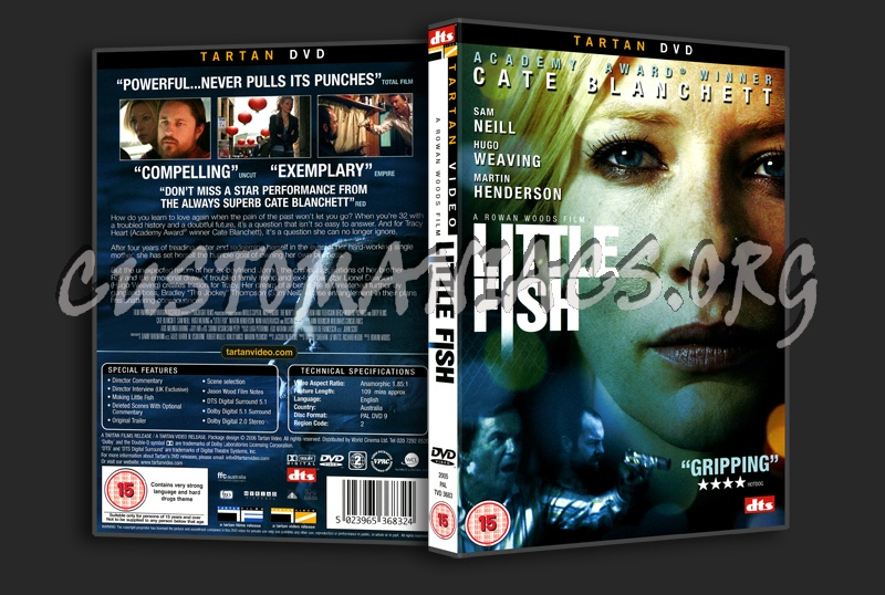 Little Fish dvd cover