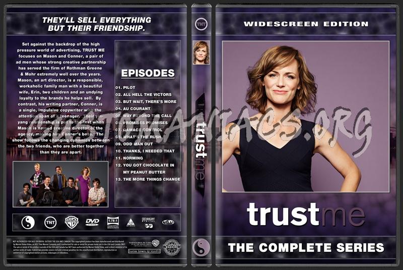Trust Me dvd cover