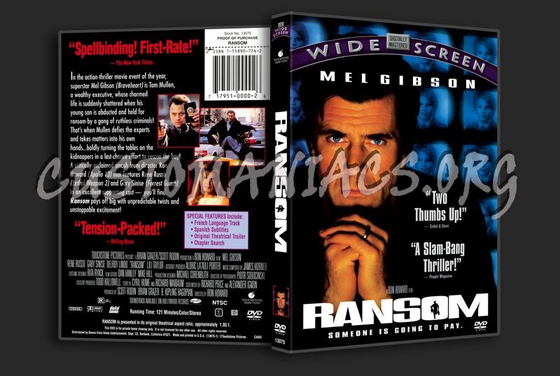 Ransom dvd cover