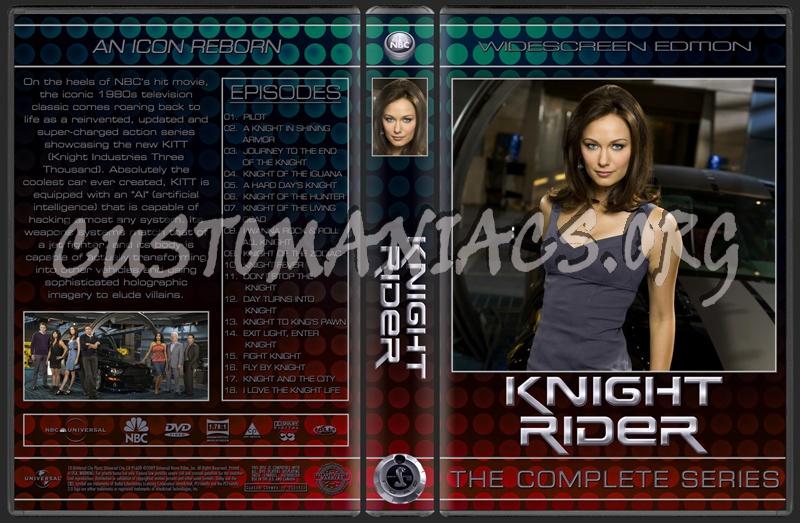 knight rider 2008 episodes download