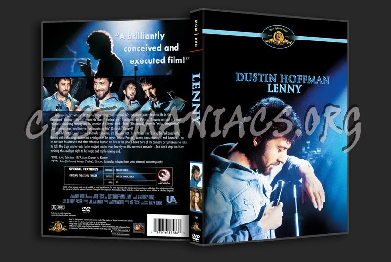 Lenny dvd cover