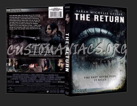 The Return dvd cover