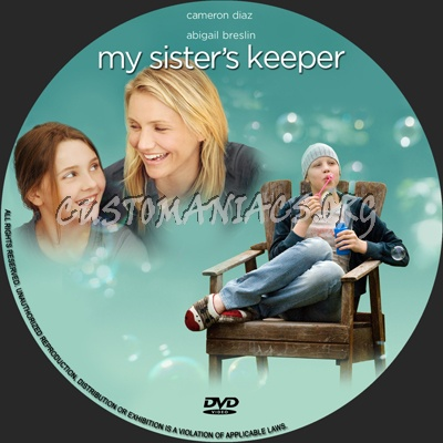essay about my sisters keeper
