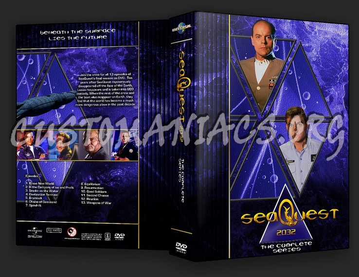 SeaQuest DSV/2032 - TV Collection