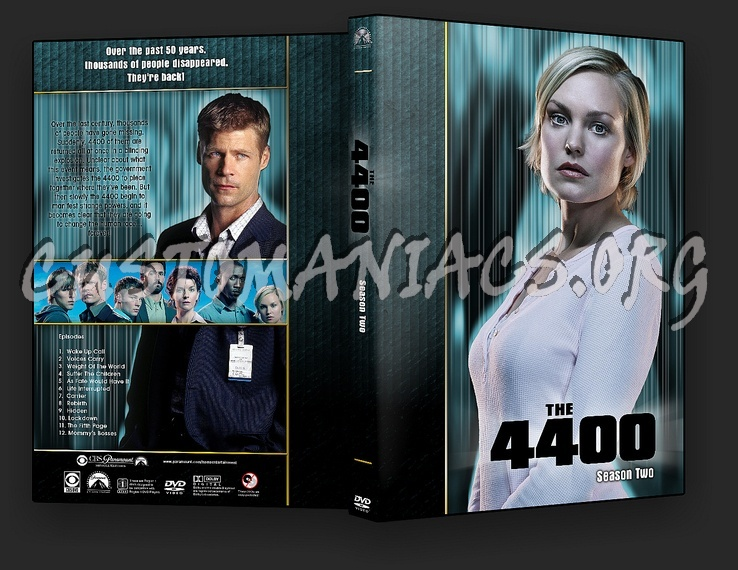 The 4400 - TV Collection