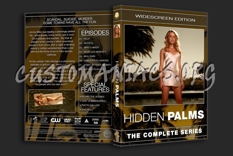 Hidden Palms dvd cover