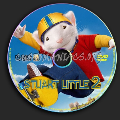 Stuart Little 2 Dvd Label Dvd Covers Labels By Customaniacs Id 6438 Free Download Highres Dvd Label