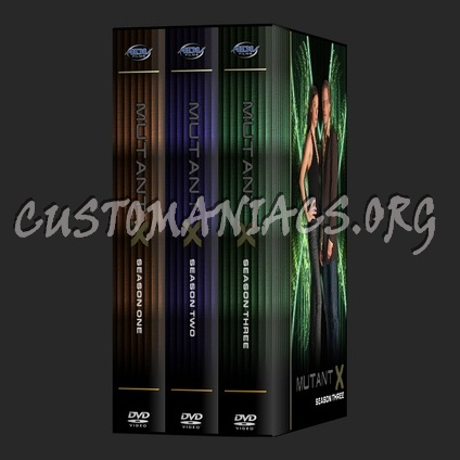 Mutant X - TV Collection