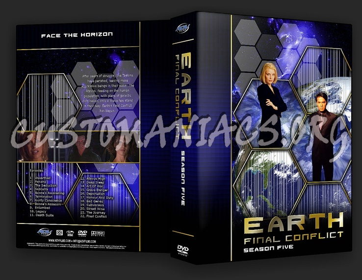 Earth: Final Conflict - TV Collection