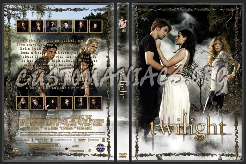 Twilight dvd cover