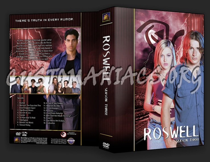 Roswell - TV Collection