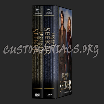Legend Of The Seeker - TV Collection