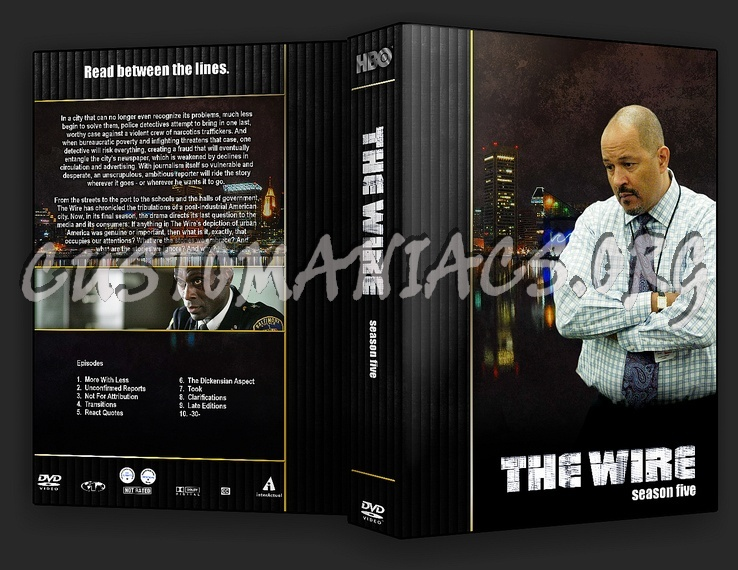 The Wire - TV Collection