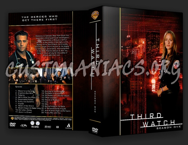 Third Watch - TV Collection