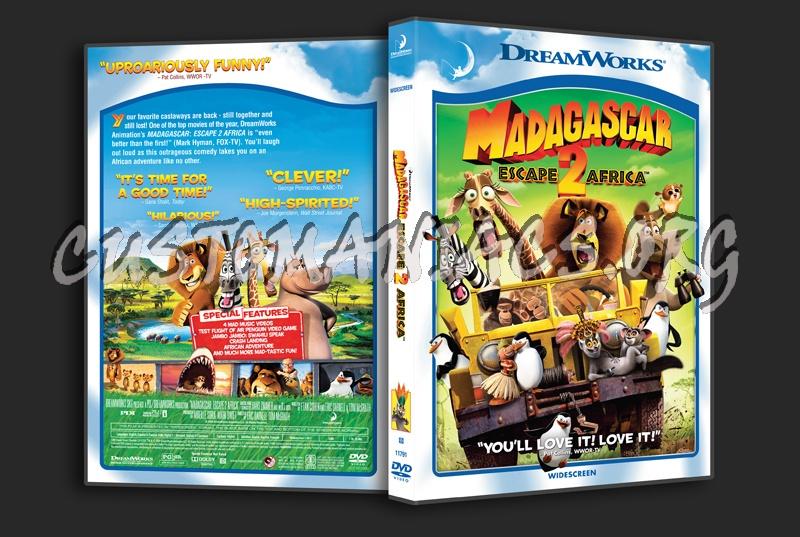 Madagascar 2 Movie Madagascar 2 Escape 2 Africa