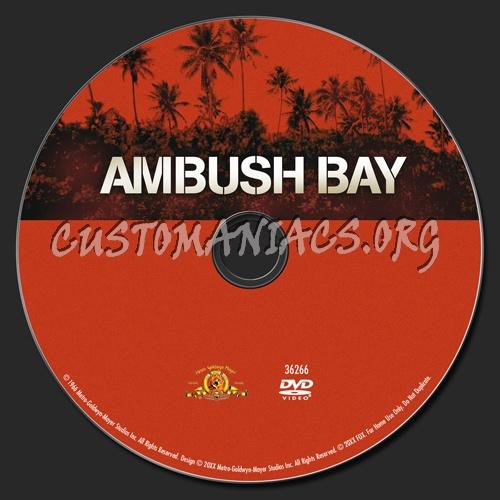 Ambush Bay dvd label