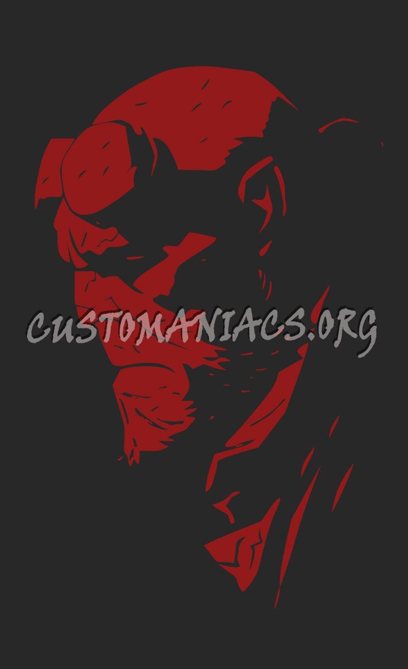 Hellboy Silhouette