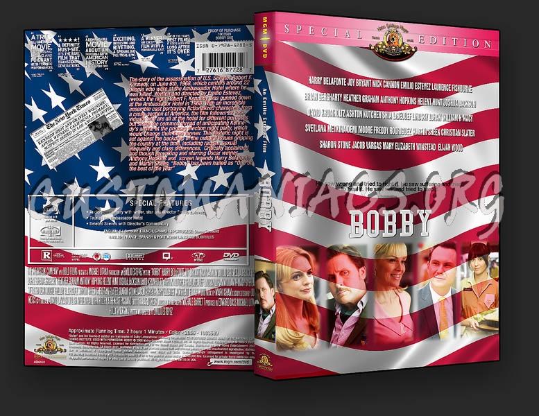 Bobby dvd cover