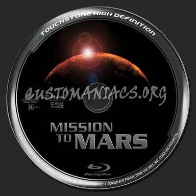 mission to mars blu ray - photo #11