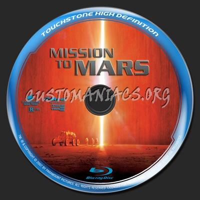 mission to mars blu ray - photo #8