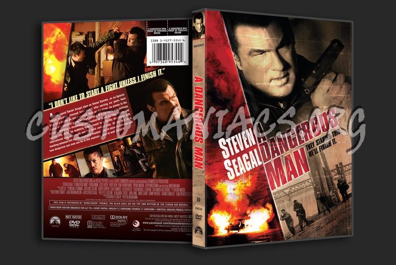 A Dangerous Man dvd cover