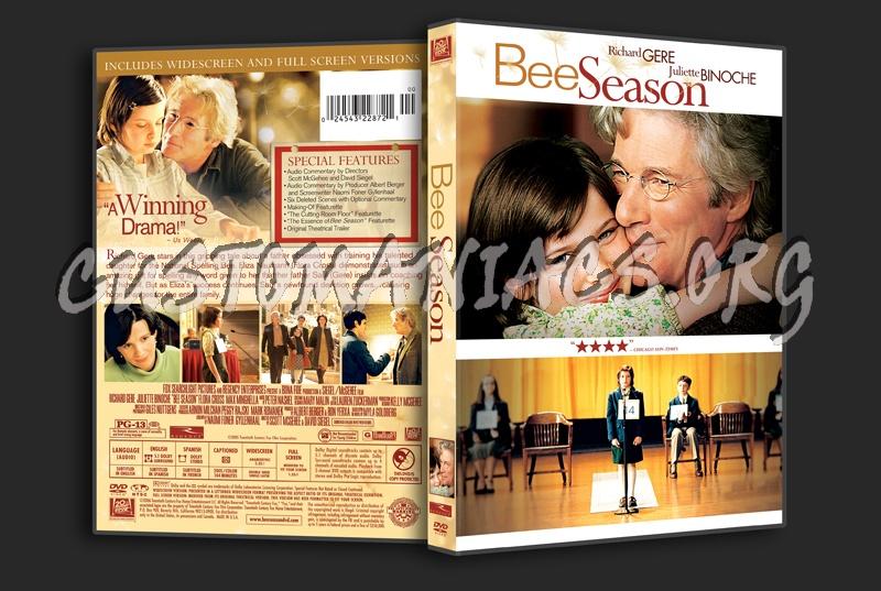 Bee Season dvd cover