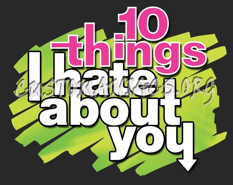 10 Things I Hate About You Cover: 10 Things I Hate About You (TV)